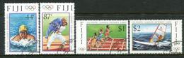 Fiji 2000 Olympic Games, Sydney Set CTO Used (SG 1102-1105) - Fiji (1970-...)