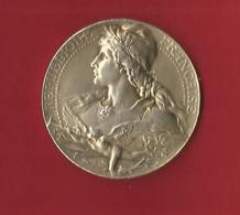 """Médaille Argent 69 """"Lyon Républicain, Ste De Tir(Canton De Tarare) 1925"""". - Other"""
