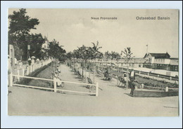 N3869-174./ Bansin Heringsdorf Usedom Neue Promenade AK - Non Classés