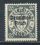 Deutsches Reich 723 ** Mi. 12,- - Nuevos