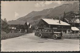 Les Diablerets - La Poste - Open Autobus - VD Vaud