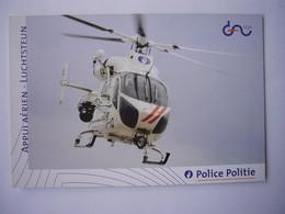 "Avion / Airplane / BELGIAN POLICE / Helicopter / Mc Donnel-Douglas MD900""Explorer - Helicópteros"