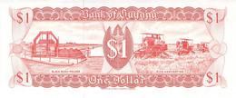 One Dollar Bank Of Guyana UNC - Guyana