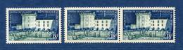 ⭐ France - Variété - YT N° 995 - Couleurs - Pétouille - Neuf Sans Charnière - 1954 ⭐ - Varieties: 1950-59 Mint/hinged