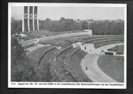 DR Reichsparteitag Nürnberg Nach Wiesbaden / Appell Der SA, SS Und Des NSKK - Weltkrieg 1939-45