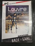 Pc Cd-rom Louvre L'ultime Malediction  +++ TBE +++ - Non Classificati