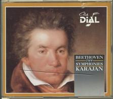"2 CD+211-/- L.V.BEETHOVEN "" SYMPHONIE 7, 8 & 9 "" Par H.V.KARAJAN  -  VOIR IMAGE VERSO POUR  DETAIL - Classica"