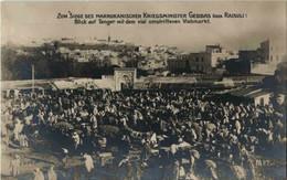 Zum Siege Des KreigsministersGebbas über Raisuli - Viehmarkt - Tanger