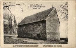 Wittekindskapelle In Der Porta Westfalica - Porta Westfalica