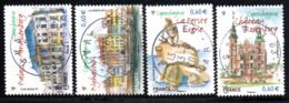 N° 4637 / 4640 - 2012 - Oblitérés