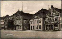 Bad Luckau - Markt Mit Landratsamt - Sonstige