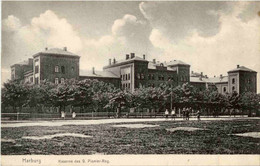 Harburg - Kaserne Des 9. Pionier-Regiments - Harburg