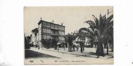 Place Martel Esprit - La Seyne-sur-Mer