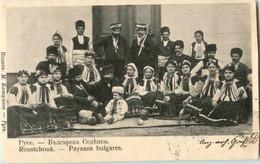 Roustchouk - Payans Bulgares - Bulgaria