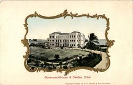 Zanzibar - Governmenthouse & Garden - Tanzanie