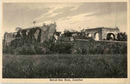Zanzibar - Bet El Ras Ruin - Tanzanie