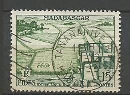 MADAGASCAR N° 330 OBL - Oblitérés