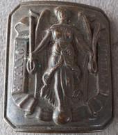 Plaque Ceinturon  Française 1870 1871 1914 1918 - 1914-18