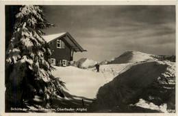 Oberstaufen, Allgäu, Skihütte Der Häderichfreunde - Oberstaufen