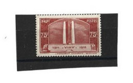 TIMBRE FRANCE NEUF N°316**LUXE - Nuevos