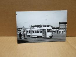 SAINT ETIENNE (42) Photographie Tramway électrique Gros Plan - Saint Etienne