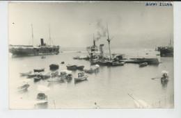 BATEAUX - GUERRE - LIBAN - LEBANON - Le Cuirassé AWNI ILLAH à BEYROUTH En 1912 - Guerra