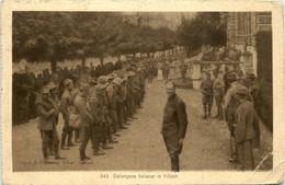 Villach, Gefangene Italiener - Villach