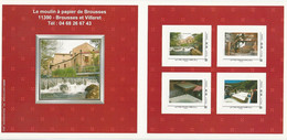 Collector: LE MOULIN A PAPIER DE BROUSSES (Aude) Neuf - Collectors