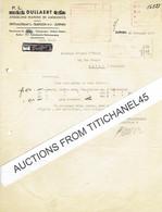 ZUTPHEN Brief 1939 - P.L. DULLAERT Afdeeling Wapens En Ammunitie - Netherlands