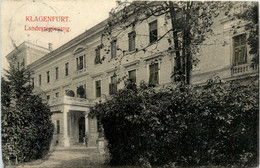 Klagenfurt, Landesregierung - Klagenfurt
