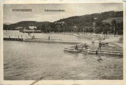 Klagenfurt, Schwimmschule, Wörthersee - Klagenfurt