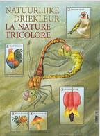 Belg. 2021 - La Nature Tricolore ** - Ongebruikt
