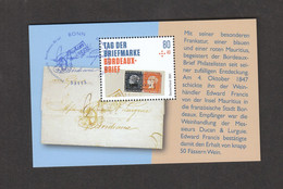 Deutschland BRD  Gestempelt  Block 88 ,  Tag Der Briefmarke  Neuausgabe 2.9.2021 - Used Stamps