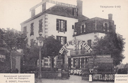 Clermont Ferrand  Hôtel Du Globe - Clermont Ferrand