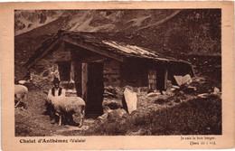 Champéry - Chalet D'anthémoz - Je Suis Le Bon Berger (1929) R - VS Valais