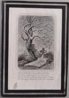 Philippina Verschelden-lokeren 1865 - Devotion Images