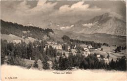 Villars-sur-ollon - VD Vaud
