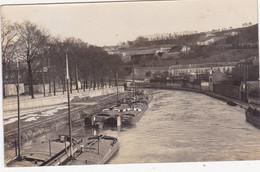 48746  Namur  Carte  Photo  Péniches - Namur