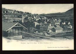 38 - LA MOTTE-D'AVEILLANS - LA LIGNE DE CHEMIN DE FER DE LA MURE - Sonstige Gemeinden