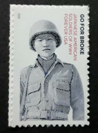 US 2021 New Go For Broke: Japanese American Soldiers,Pane Of 20 Forever Stamps 58c ,VF MNH** - Ganze Bögen