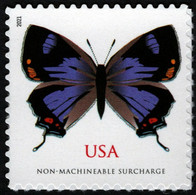 US 2021 New Colorado Hairstreak Butterfly, Non Machinable Surcharge,Pane Of 20,, 88c Stamps ,VF MNH** - Ganze Bögen