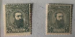 Belgisch Congo * - 1884-1894 Precursores & Leopoldo II