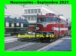 ACACF 690 - Loco BB 9288 Du Capitole En Gare De PARIS-AUSTERLITZ - SNCF - Materiale