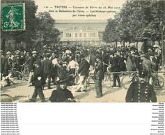 10 TROYES. Concours De Pêche Ballatière De Clérey 1907 - Troyes