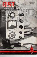 En Anglais, Entièrement Dévoué à L'amateur Radio, Devoted Entirely To Amateur Radio 1966, Official Jounal Of The ARRL - Other