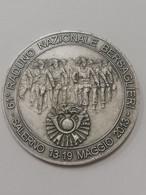 SALERNO  61°RADUNO BERSAGLIERI MILITARE MEDAGLIA  MED - Army