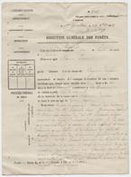 Saint-Gaudens, Luchon, 1868, Forêt, Délit Forestier ,garde Forestier, PV à M.Betmale Pour Coupe De Bois Illégale,hêtre - Documenti Storici