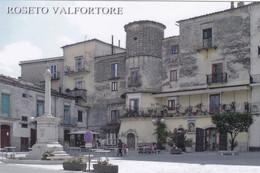 (QU179) - ROSETO VALFORTORE (Foggia) - Piazza Umberto I - Foggia