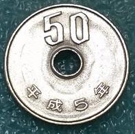 Japan 50 Yen, 5 (1993) -4684 - Japan