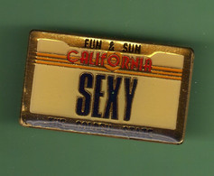 CALIFORNIA *** SEXY THE GOLDEN STATE *** 1082 - Unclassified